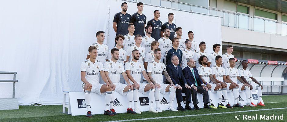 2018/2019 hivatalos csapatfotózás