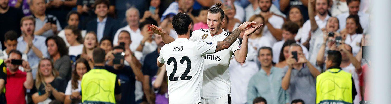 Real Madrid – AS Roma (3-0), 2018.09.19., Bajnokok Ligája