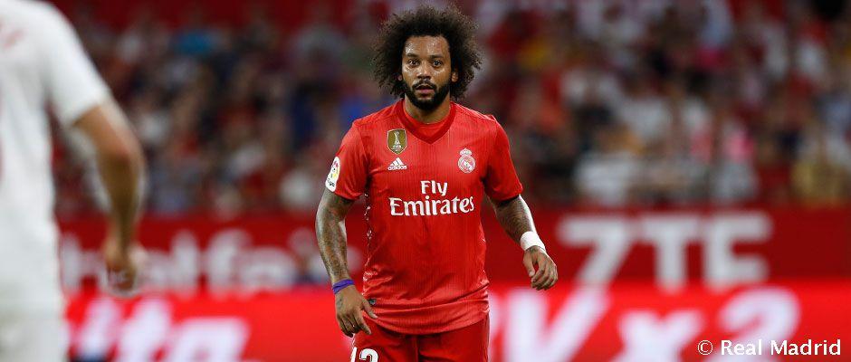 """Marcelo: """"A Sevilla jobb volt"""""""