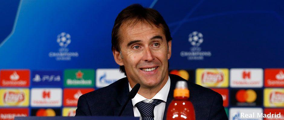 """Lopetegui: """"Marianonak fantasztikus a hozzáállása, és a munka meghozta számára a gyümölcsét"""""""