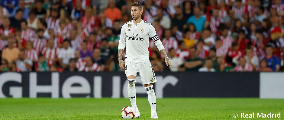 """Ramos: """"Csalódást keltő az eredmény, mert mindig a győzelemért lépünk a pályára"""""""