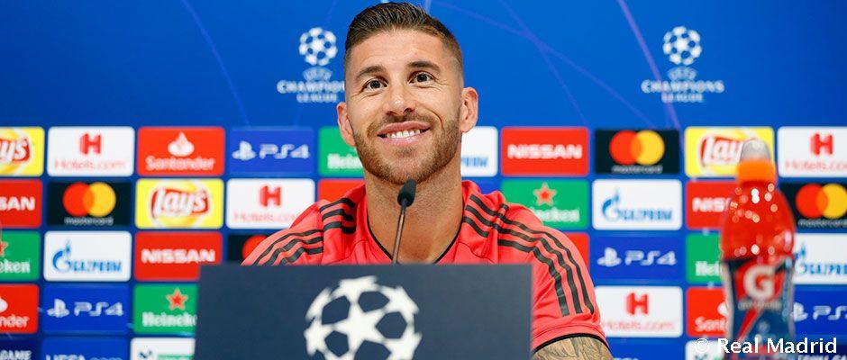 """Ramos: """"A Real Madrid mindig sikerre éhes, ezért ez a világ legjobb klubja"""""""