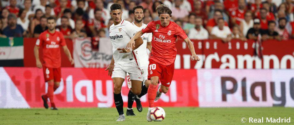 Sevilla – Real Madrid (3-0), 2018.09.26., Primera Division