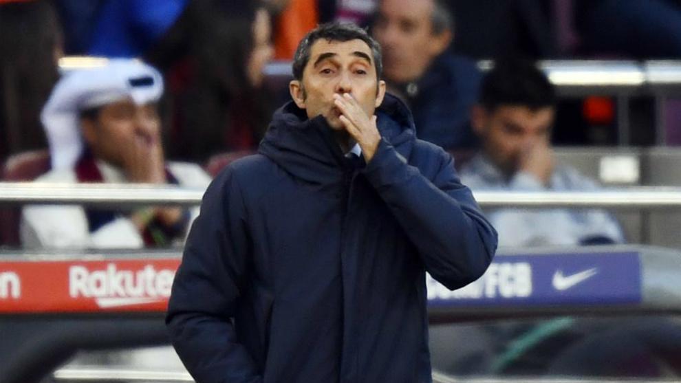 """Valverde: """"Kockázatot vállalt a Madrid, kihasználtuk"""""""