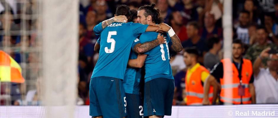 Négy mérkőzés óta veretlenül a Camp Nou-ban
