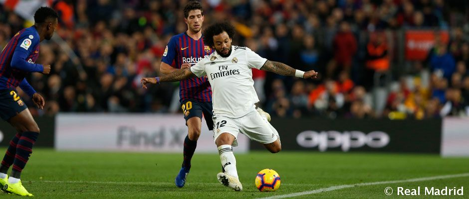 Barcelona – Real Madrid (5-1), 2018.10.28., Primera Division