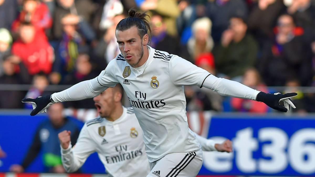 Bale 801 perc után talált be újra a ligában