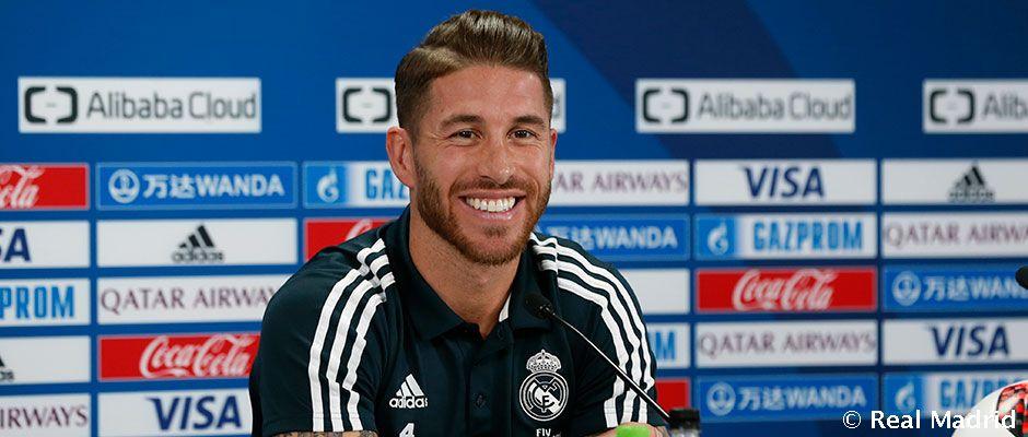 """Ramos: """"A címer önmagában nem elég a győzelemhez"""""""
