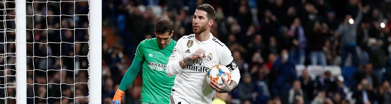 Real Madrid – Girona (4-2), 2019.01.24, Spanyol Kupa
