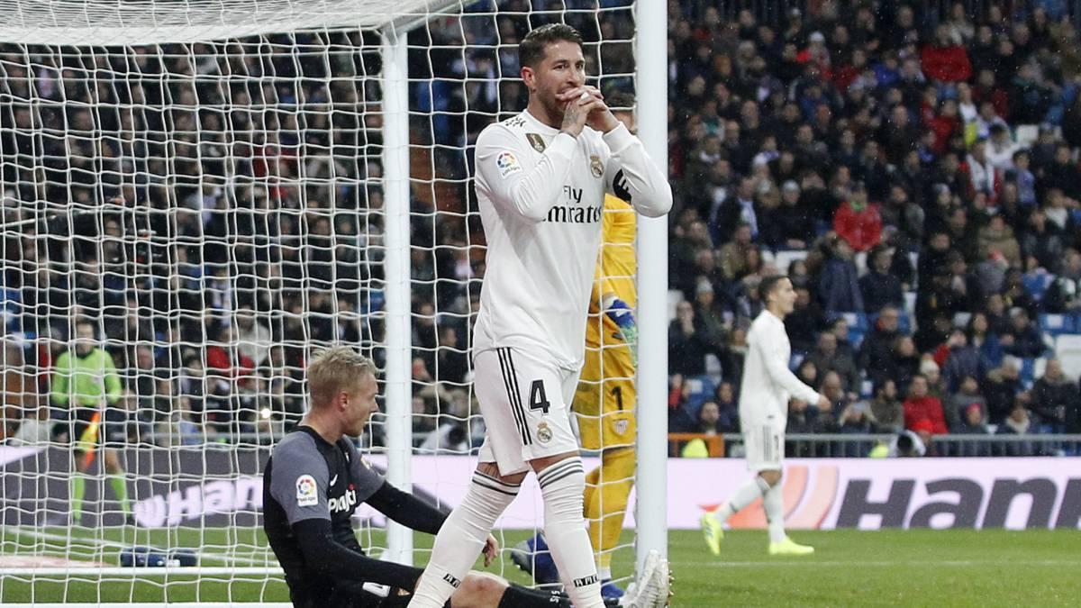 """Ramos: """"A szurkolók ma elégedetten mehettek haza"""""""