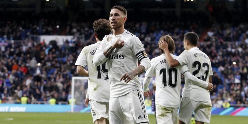 Hivatalos kezdőcsapatok: Real Madrid – Sevilla