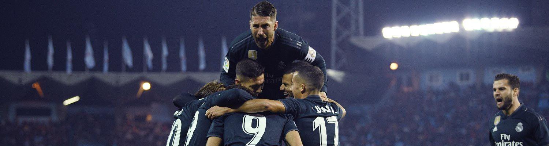 Celta Vigo – Real Madrid (2-4), 2018.11.11, Primera Division