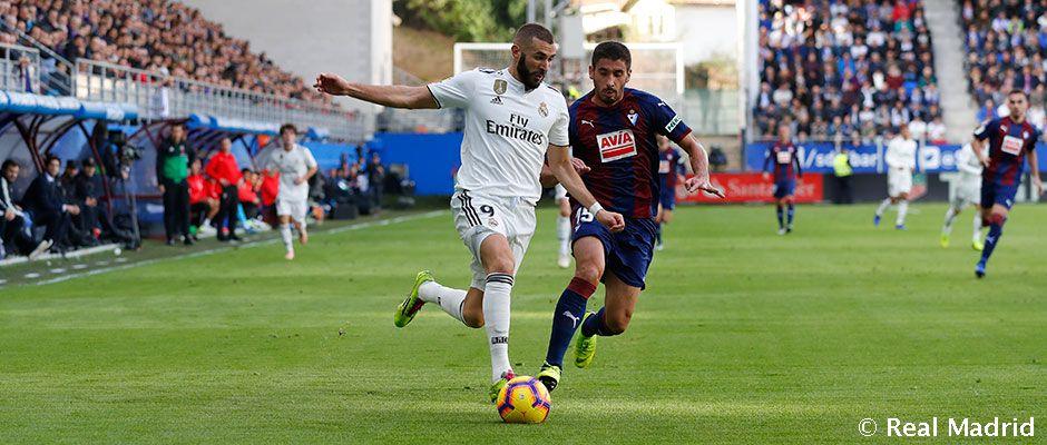 Eibar – Real Madrid (3-0), 2018.11.24, Primera Division