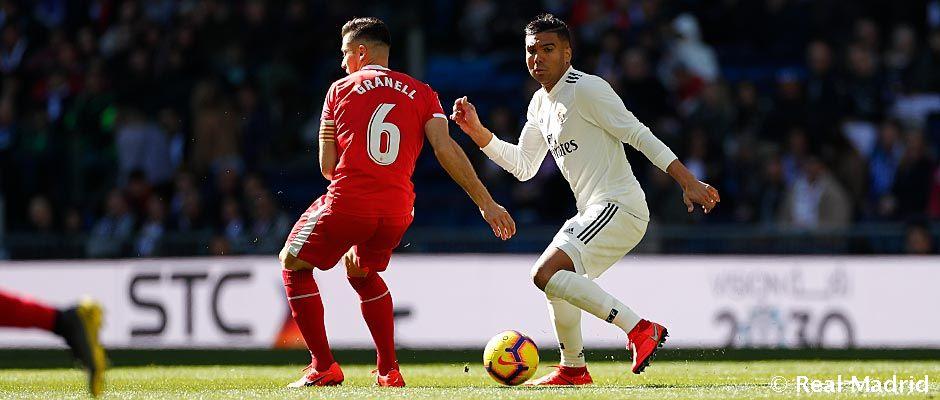 Real Madrid – Girona (1-2), 2019.02.17, Primera Division