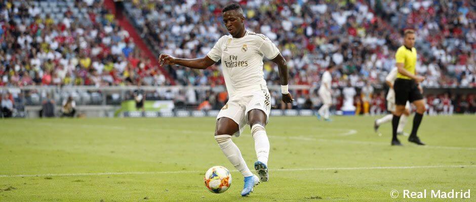 Hivatalos a Real Valladolid elleni keret