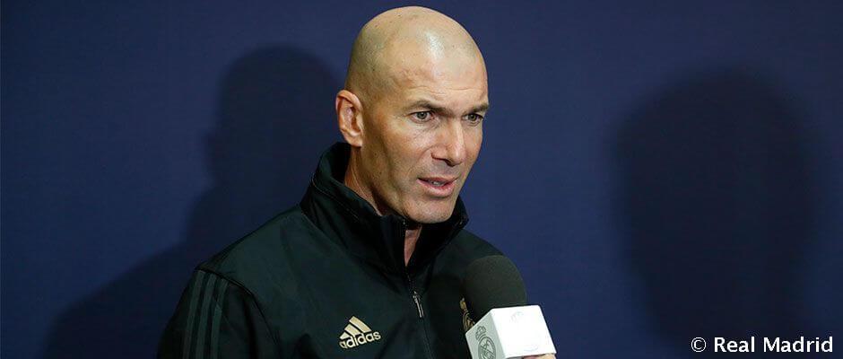 """Zidane: """"Napról napra jobbak vagyunk"""""""