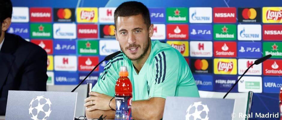 """Hazard: """"A párizsi vereség után kötelességünk nyerni holnap"""""""