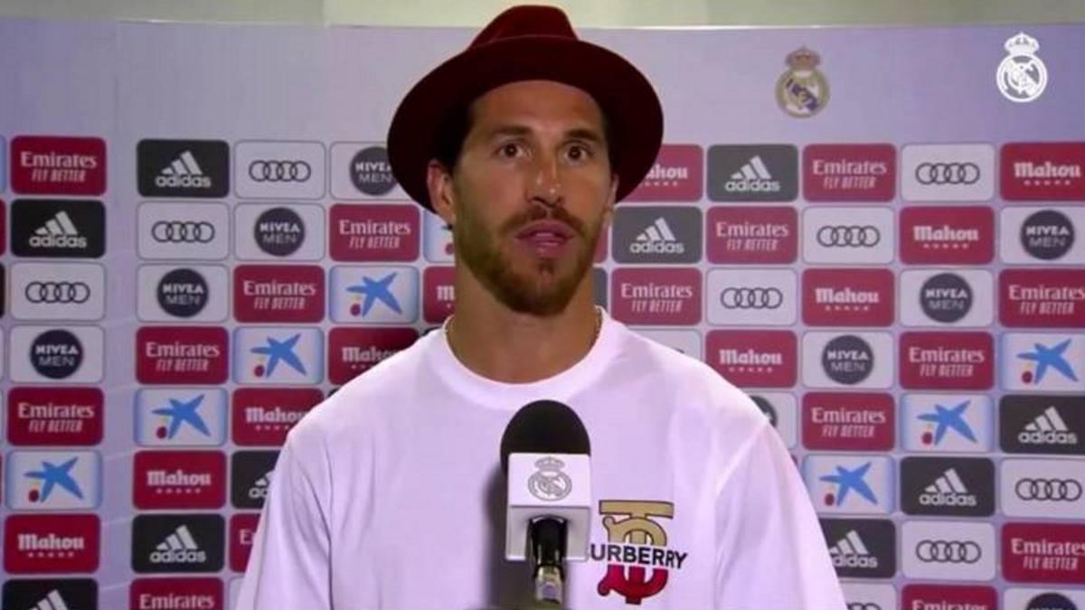 """""""Sergio Ramos úgy néz ki, mint egy svéd turista"""""""
