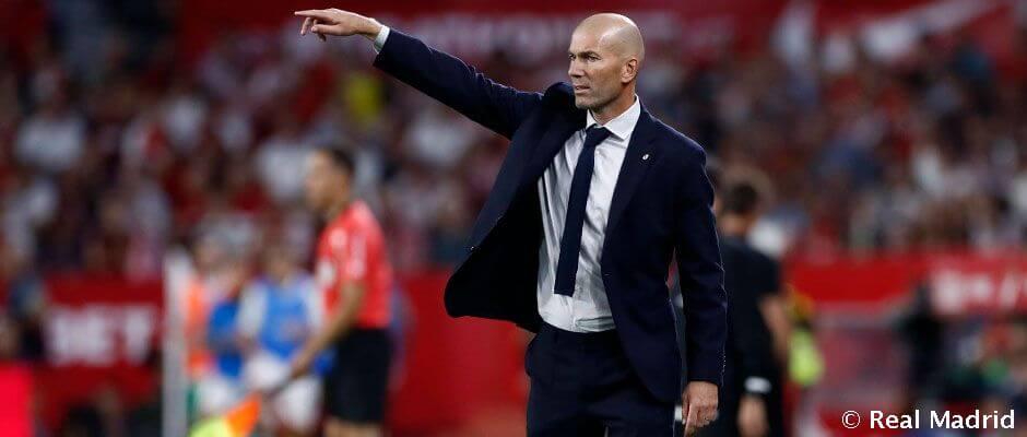"""Zidane: """"Ez a győzelem az egész csapat érdeme"""""""