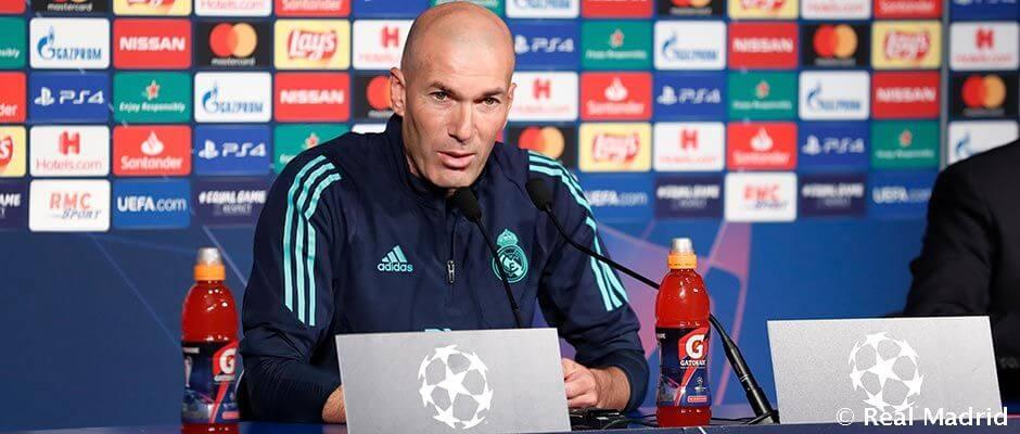 """Zidane: """"Hazard tudja, hogy többet várunk el tőle"""""""