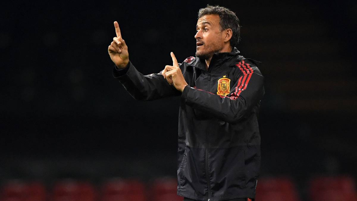 Hivatalos: Újra Luis Enrique a spanyol válogatott kapitánya