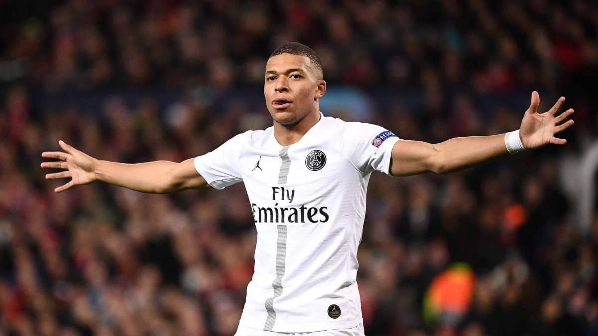 A Real Madrid 160 milliót tett le az asztalra Mbappé-ért
