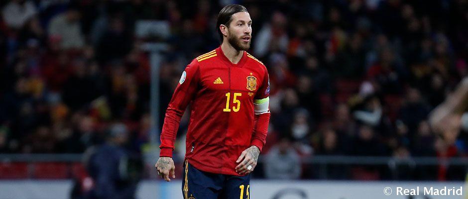 Ramos már a 7. legtöbb meccsel rendelkezik válogatott szinten