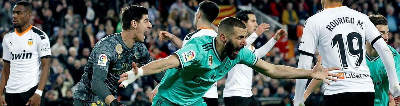 A Valencia elleni mérkőzés jegyzőkönyve és képgalériája
