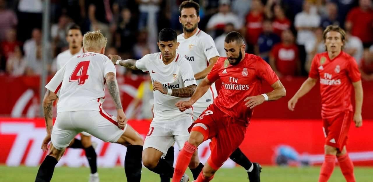 A számok tükrében: Real Madrid – Sevilla