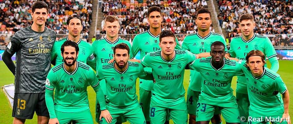 Videón a Real Madrid – Atlético Madrid mérkőzés legfontosabb pillanatai
