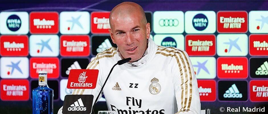 """Zidane: """"Lopetegui egy jó edző, ezt mindig is bizonyította"""""""