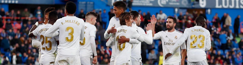 Getafe – Real Madrid: Jegyzőkönyv és képgaléria