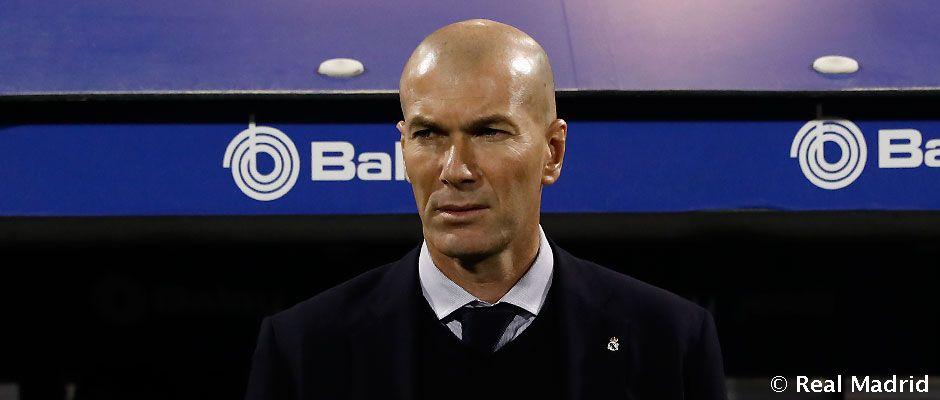 """Zidane: """"Még nagyon sok van hátra"""""""