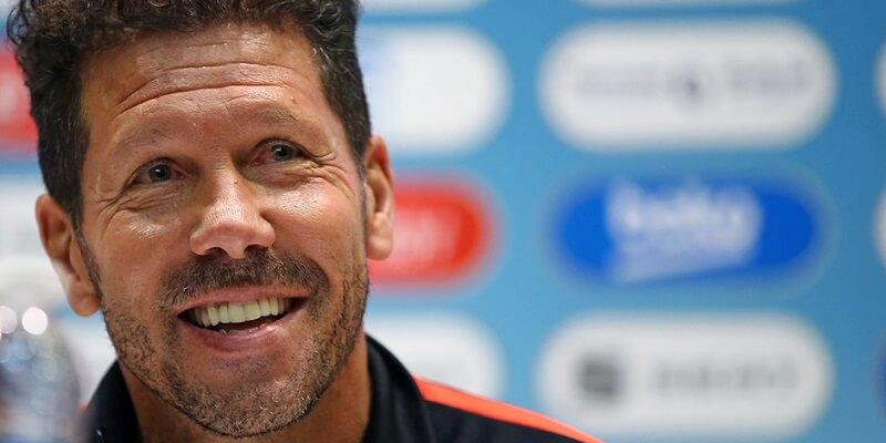 """Simeone: """"Hiszek a játékosaimban"""""""