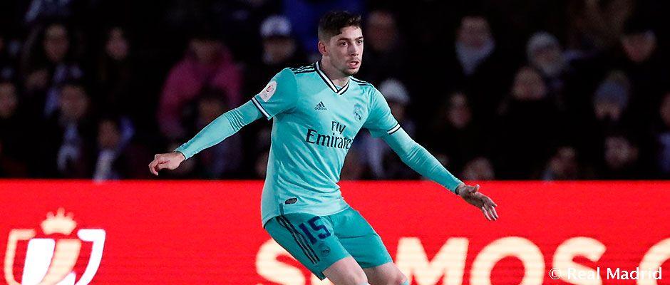 """Valverde: """"A legfontosabb dolog, hogy ott vagyunk a következő körben"""""""