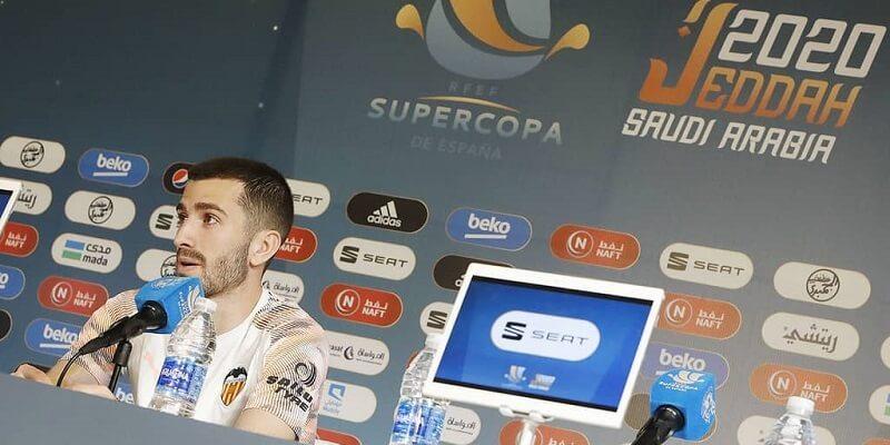 """Gayá: """"A Real Madrid ellen egy pillanatra sem relaxálhatsz a pályán"""""""