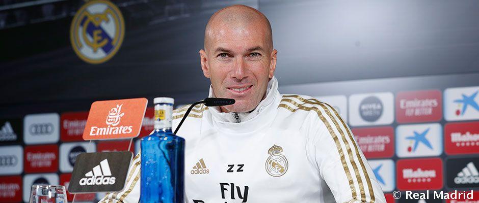 "Zidane: ""Mindent beleadunk a kupameccsen is"""