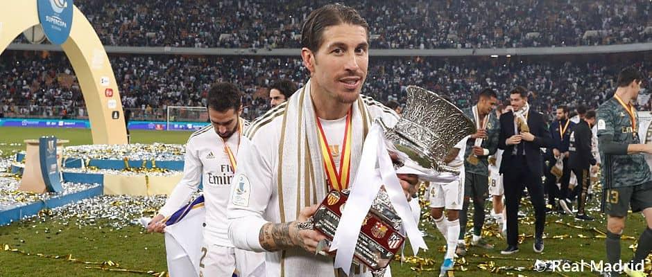 """Ramos: """"Ebben a helyzetben bárki azt tette volna, amit Valverde"""""""