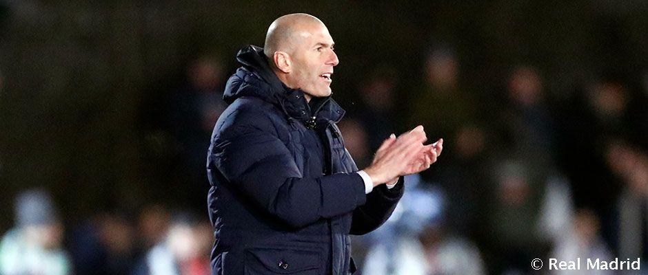 Zidane: Mindenki tisztában van a csapaton belüli helyzetével
