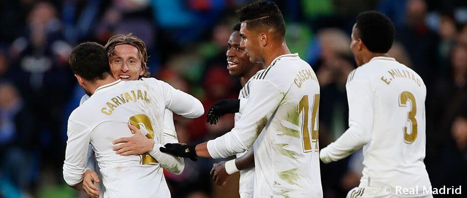 Otthon, édes otthon: a szaúdi Szuperkupa után ismét Madridban játszik a csapat