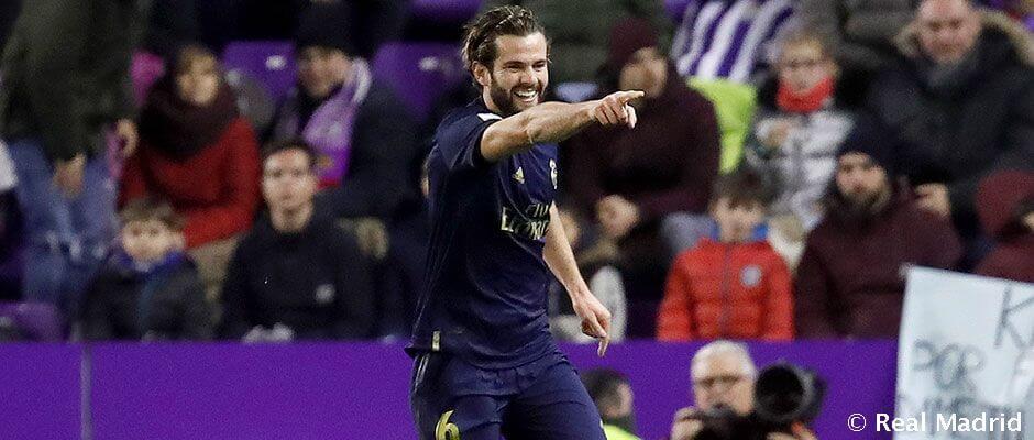 VIDEÓ: Nacho góljai a Real Madridban