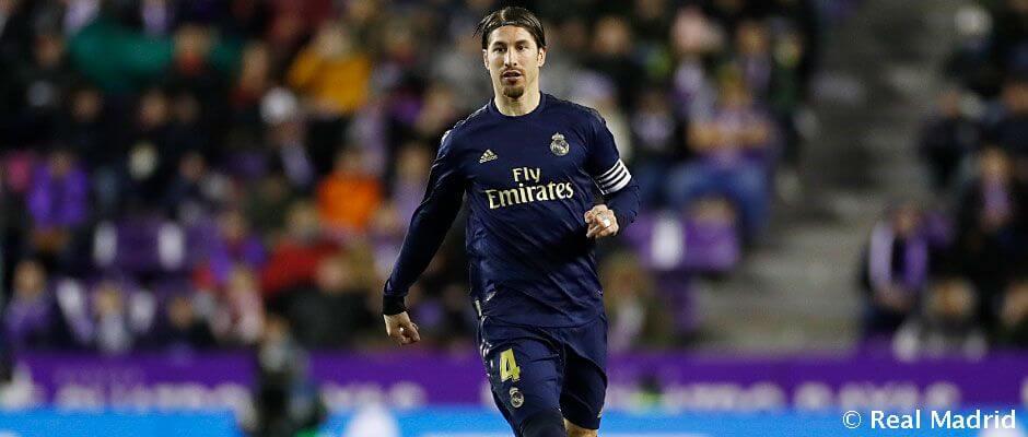 """Ramos: """"A játékpercektől függetlenül mindenki ugyanolyan fontos nálunk"""""""