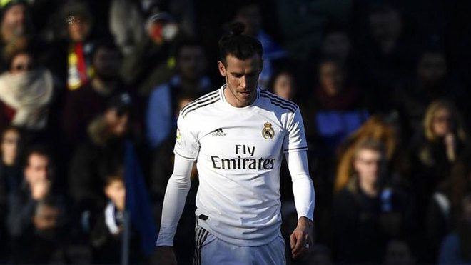 Gareth Bale bokaficam miatt nem lehet ott holnap a pályán