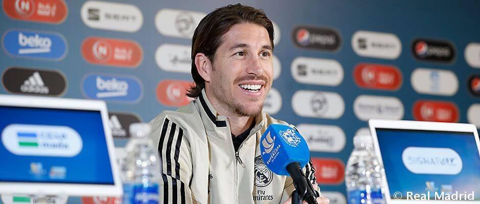 """Ramos: """"Apró részleteken fog eldőlni az Atlético elleni meccs"""""""