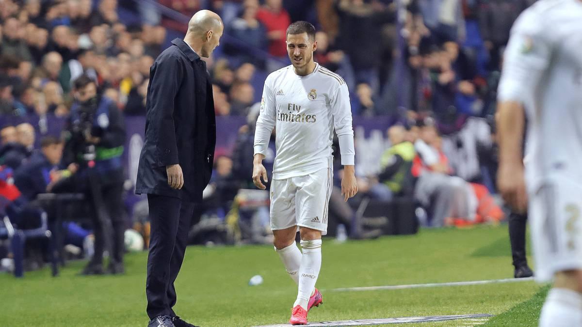 Hazard már több mérkőzést hagyott ki az elmúlt fél évben, mint a Chelsea-ben hét év alatt