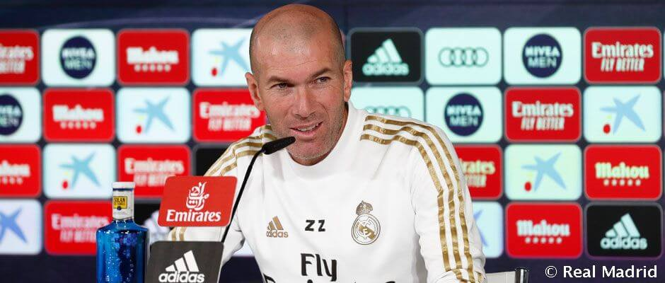 """Zidane: """"Bale-t szerződés köti a klubhoz, amit ő is ki akar tölteni"""""""