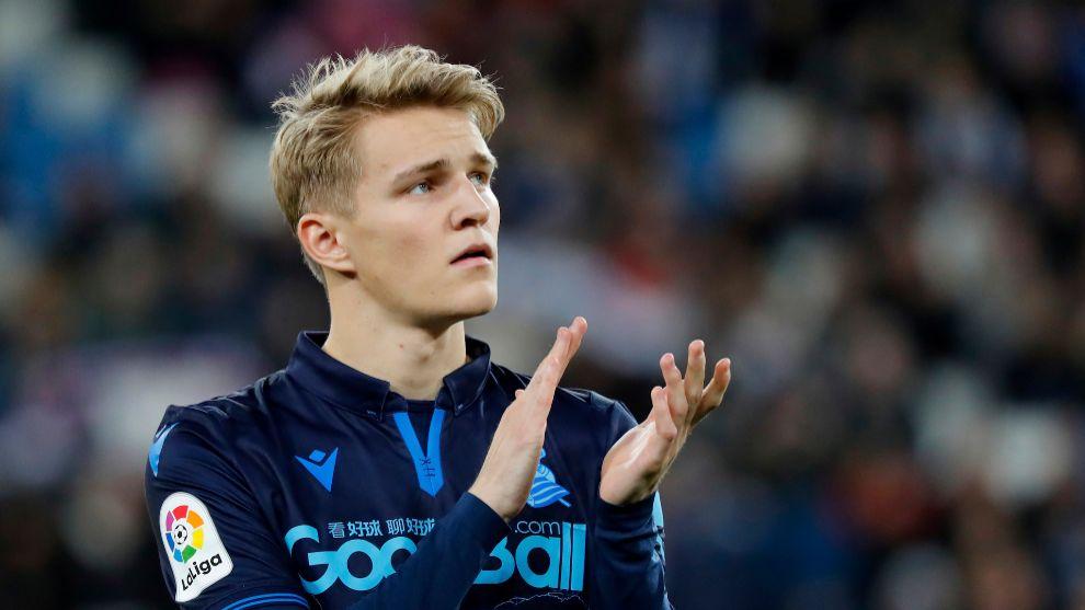 """Odegaard: """"A terv az, hogy a következő idényben is a Real Sociedadban maradok"""""""