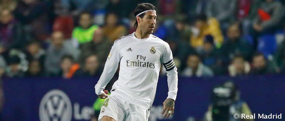 """Ramos: """"Döntő fontosságú hét vár ránk, egységesnek kell lennünk"""""""