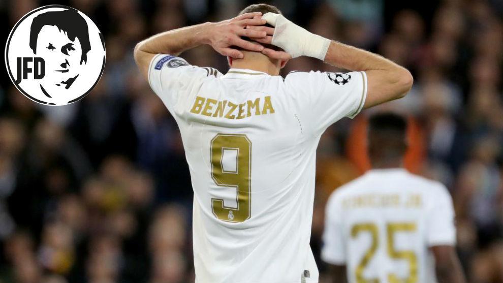 Benzema nagy estéje… lehetett volna