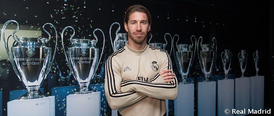 """Ramos: """"Ez a meccs más, mint a többi"""""""